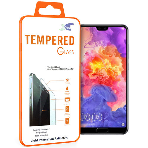 9H Tempered Glass Screen Protector for Huawei P20 Pro - Clear